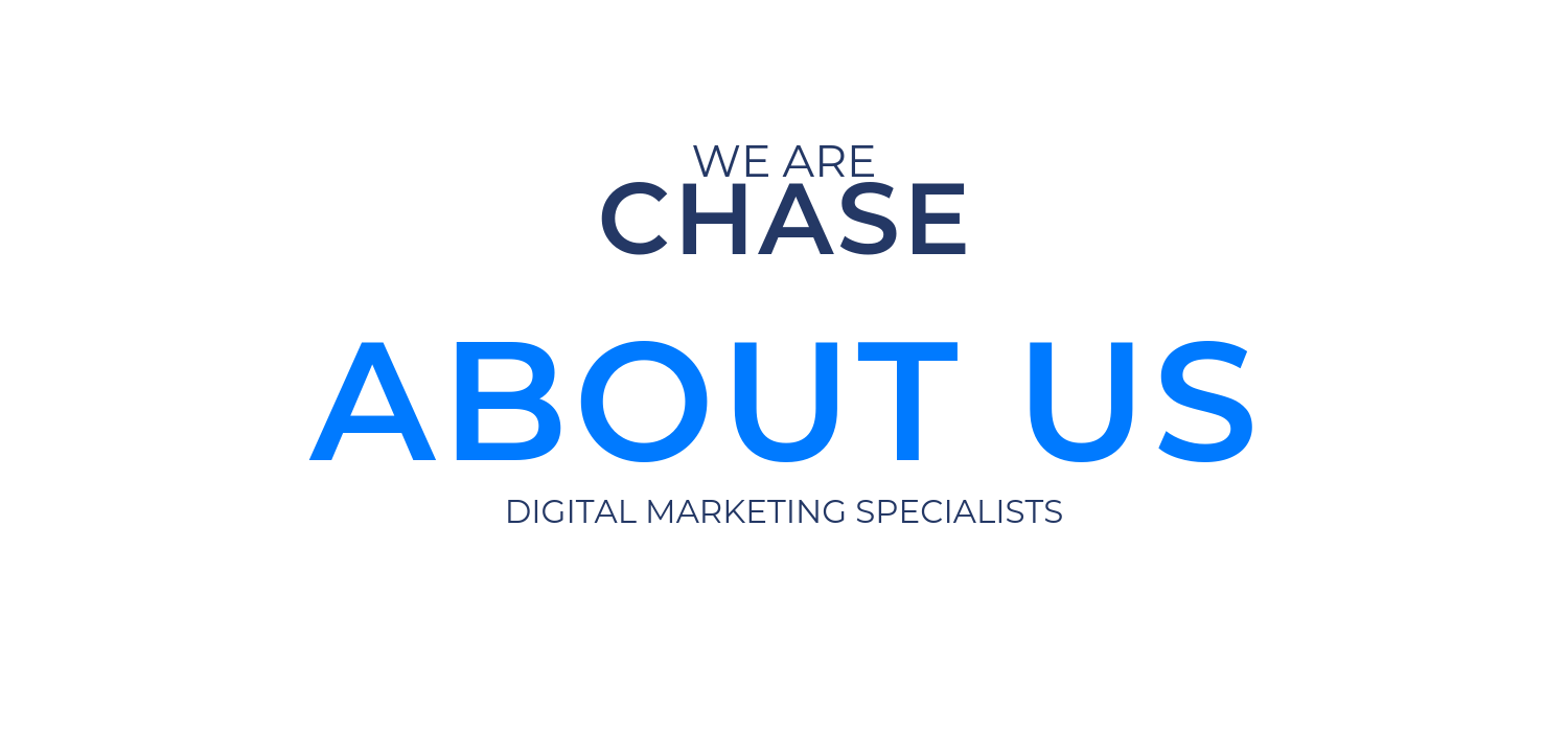 Chase Communications SA About Us Page Banner