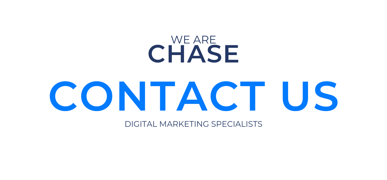 Chase Communications SA Contact Us Page Banner