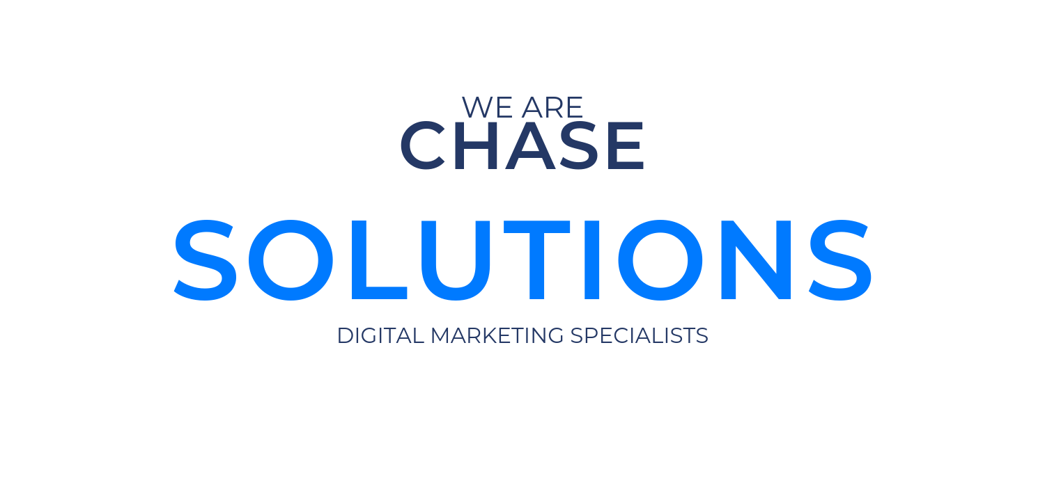 Chase Communications SA Digital Solutions Page Banner